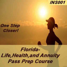 Florida: Life Health & Annuity Insurance Pass Prep and Cram course