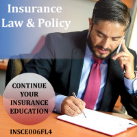 Florida: 4 hr Basic-level All Licenses CE - Insurance Law and Policy