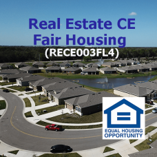 Florida: Real Estate CE - Fair Housing (RECE003FL4)